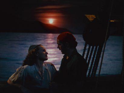 Szene aus 'Der Seeräuber(1942)'