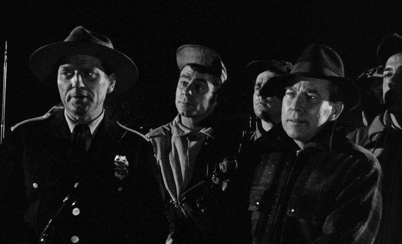 Szene aus 'Flucht in Ketten(1958)', Copyright: Lomitas Prod., Curtleigh Prod., MGM