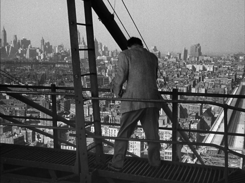 Szene aus 'The Naked City (1948)', Copyright: Universal Pictures