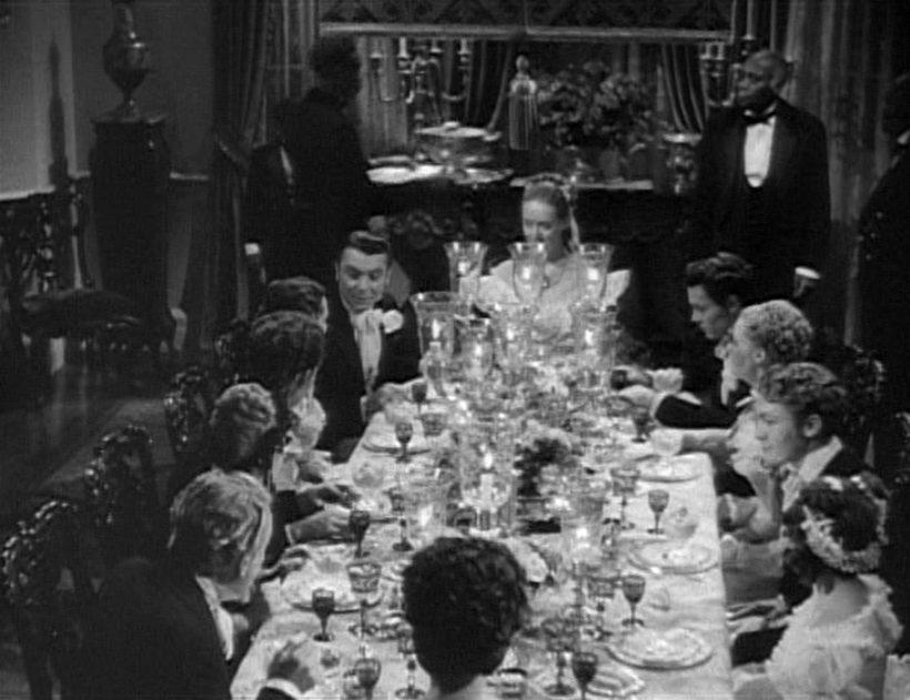 Szene aus 'Jezebel(1938)', Copyright: Warner Bros.