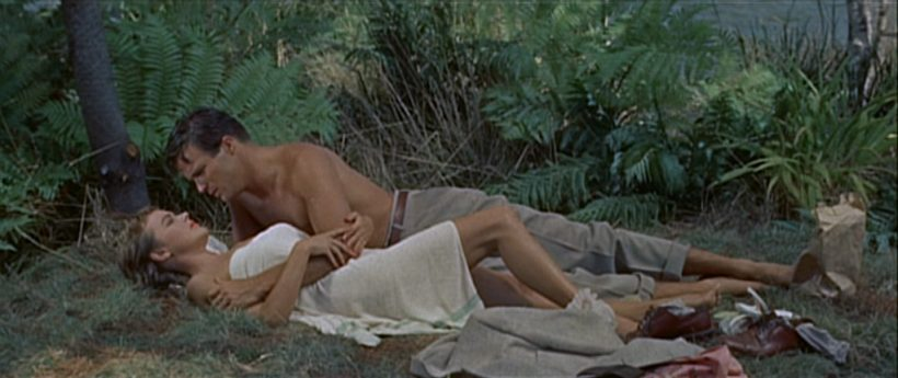 Szene aus 'Peyton Place(1957)', Copyright: Twentieth Century-Fox
