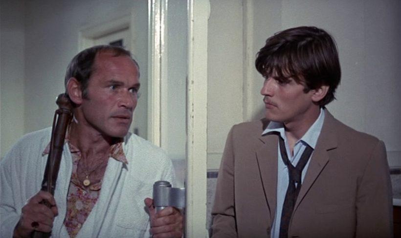 Szene aus 'Z –Anatomie eines politischen Mordes(1969)', Copyright: Valoria Films, Fernsehjuwelen