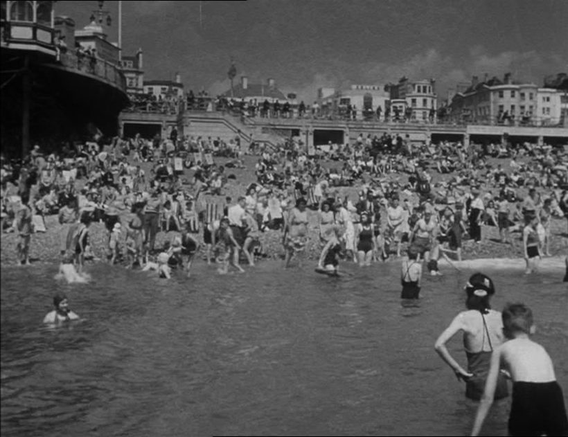 Szene aus 'Brighton Rock (1948)', Copyright: Canal+, Image UK