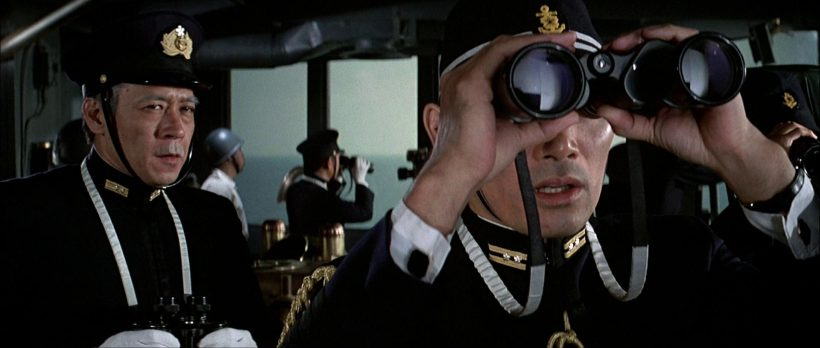 Szene aus 'Midway(1976)', Copyright: Universal, The Mirisch Corp., Koch Media