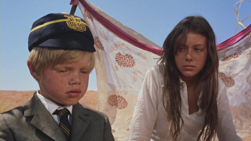 Szene aus 'Walkabout(1971)', Copyright: MaxL. Raab-Si Litvinoff Films