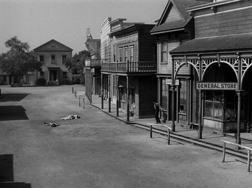 Szene aus 'High Noon(1952)', Copyright: Stanley Kramer Prod., Fernsehjuwelen