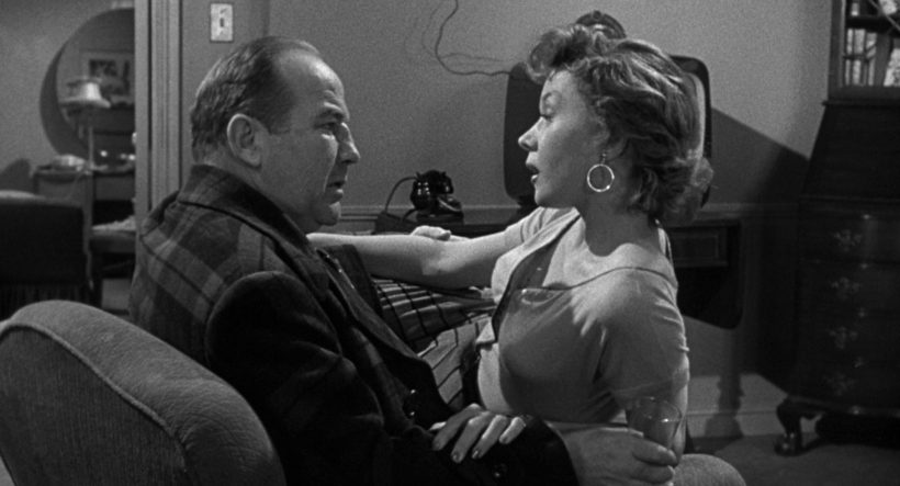 Szene aus 'Human Desire(1954)', Copyright: Columbia Pictures