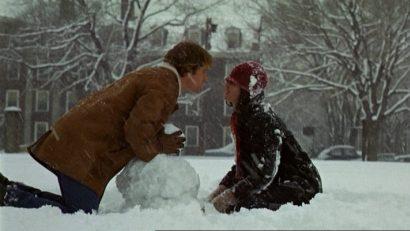 Szene aus 'Love Story(1970)'