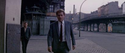 Szene aus 'The Quiller Memorandum(1966)'