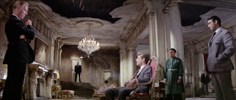 Szene aus 'The Quiller Memorandum(1966)', Copyright: Ivan Foxwell Prod.