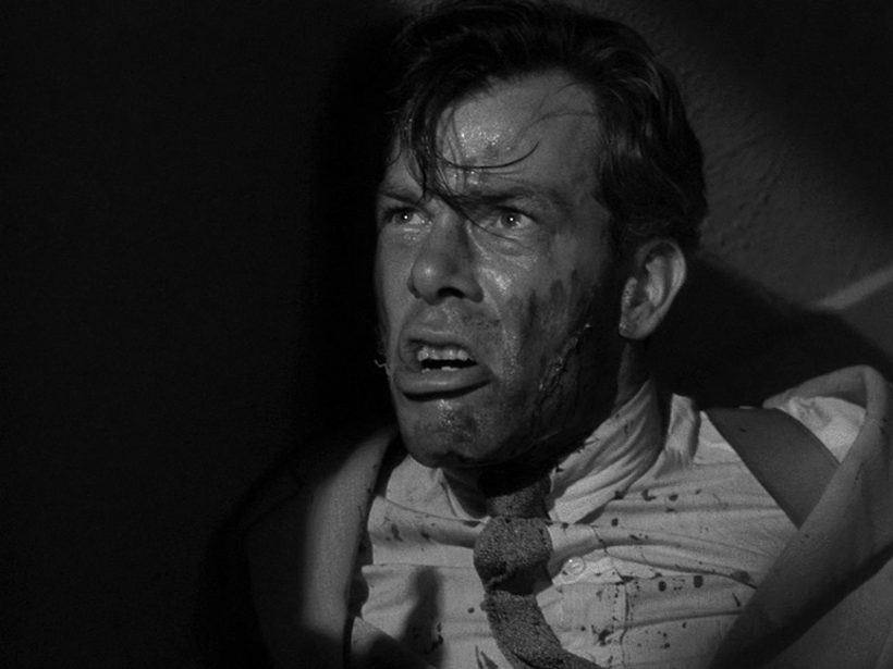Szene aus 'The Big Heat(1953)', Copyright: Columbia Pictures
