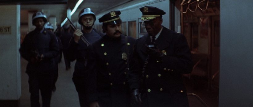 Szene aus 'The Taking of Pelham One Two Three (1974)', Copyright: United Artists, MGM