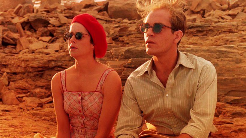 Szene aus 'Himmel über der Wüste(1990)', Copyright: The Sahara Co. Ltd., Tao Film SRL.