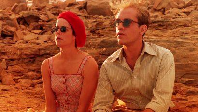 Szene aus 'Himmel über der Wüste(1990)'