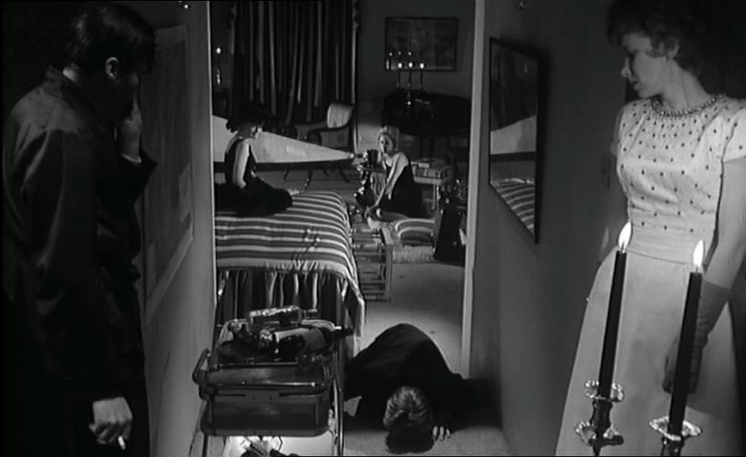 Szene aus 'The Servant (1963)', Copyright: Springbok Films