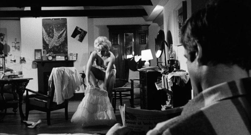Szene aus 'The System(1964)', Copyright: Kenneth Shipman Prod.