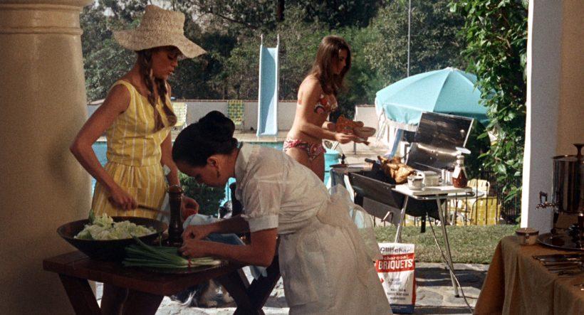 Szene aus 'Bob & Carol & Ted & Alice(1969)', Copyright: Frankovich Prod., Coriander Prod., Columbia Pictures