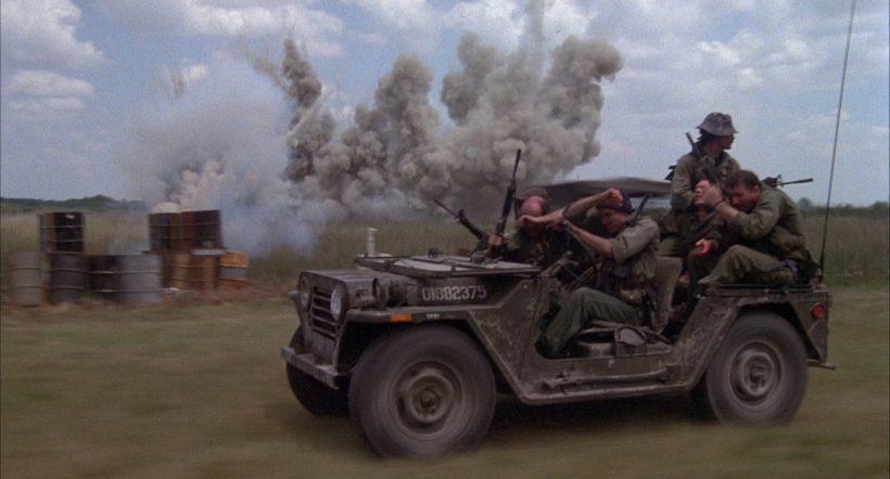 Szene aus 'The Dogs of War(1980)', Copyright: Juniper Films