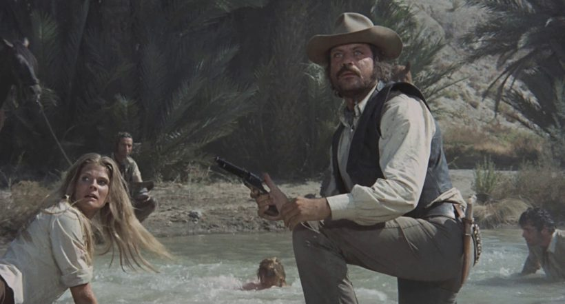Szene aus 'The Hunting Party (1971)', Copyright: Brighton Pictures, MGM