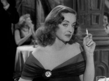 Szene aus 'All About Eve(1950)'