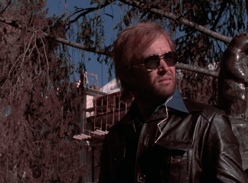 Szene aus 'Love and Bullets(1979)', Copyright: ITC Films