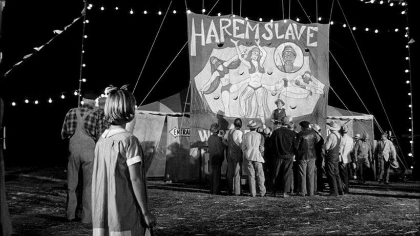Szene aus 'Paper Moon(1973)', Copyright: Paramount