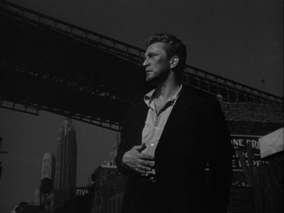 Szene aus 'Young Man with aHorn(1950)'