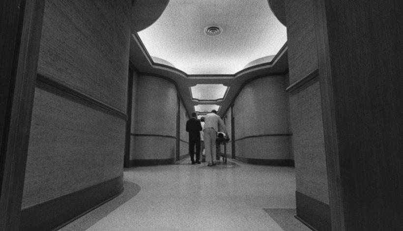 Szene aus 'Seconds(1966)', Copyright: Paramount Pictures, Joel Productions, Gibraltar Productions