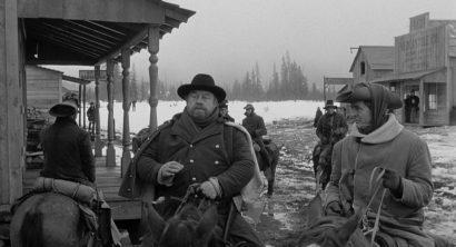 Szene aus 'Tag der Gesetzlosen(1959)'