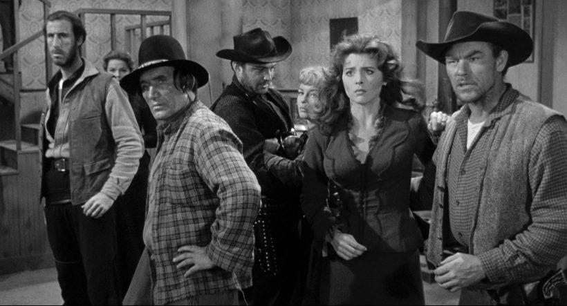 Szene aus 'Tag der Gesetzlosen(1959)', Copyright: Security Pictures, MGM