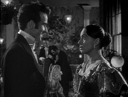 Szene aus 'Die Erbin(1949)'