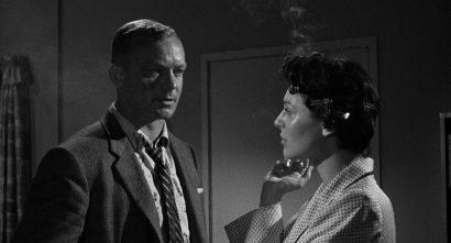 Szene aus 'Nightfall(1956)'