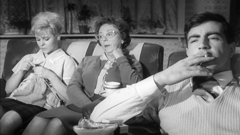 Szene aus 'AKind of Loving (1962)', Copyright: Canal + ImageUK, Optimum