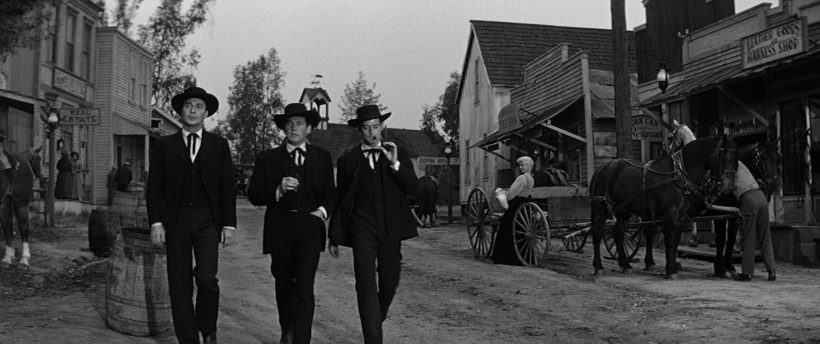 Szene aus 'Forty Guns (1957)', Copyright: Twentieth Century-Fox