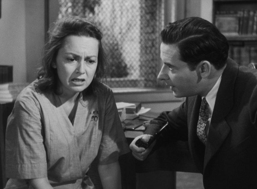 Szene aus 'Die Schlangengrube(1948)', Copyright: Twentieth Century-Fox