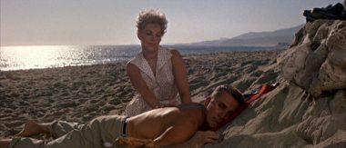 Szene aus 'Fremde, wenn wir uns begegnen(1960)'
