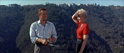 Szene aus 'Fremde, wenn wir uns begegnen(1960)', Bildquelle: Fremde, wenn wir uns begegnen(1960), Bryna-Quine Productions, Columbia Pictures