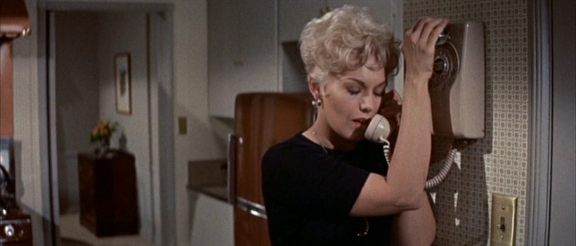 Szene aus 'Fremde, wenn wir uns begegnen(1960)', Copyright: Bryna-Quine Productions, Columbia Pictures