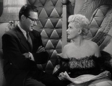 Szene aus 'Born Yesterday(1950)'