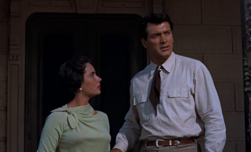 Szene aus 'Giganten(1956)', Copyright: Giant Productions