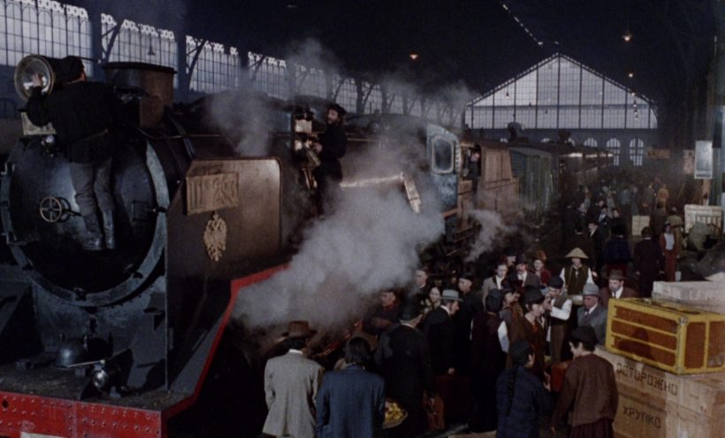 Szene aus 'Horror Express(1972)', Copyright: Motion Picture Holdings, TVMattersB.V. assigned, Scotia International
