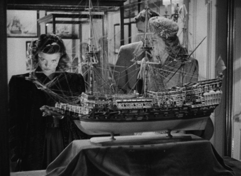 Szene aus 'Katzenmenschen(1942)', Copyright: RKORadio Pictures