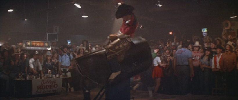 Szene aus 'Urban Cowboy(1980)', Copyright: Paramount