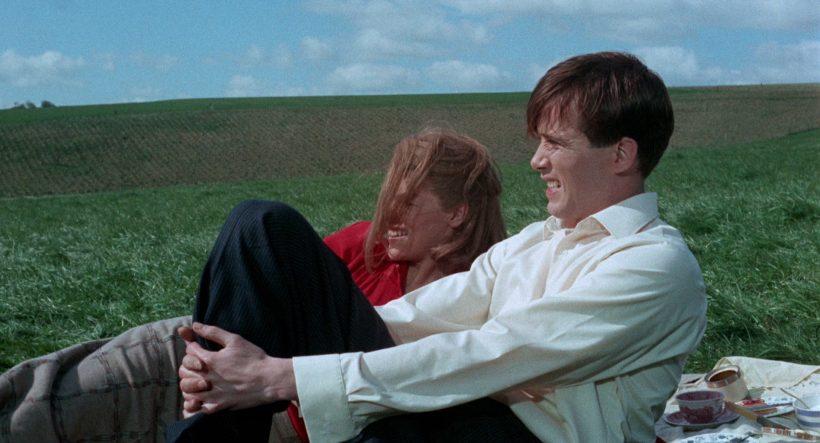 Szene aus 'Das dreifache Echo(1972)', Copyright: HandMade Films, Senta Prod.