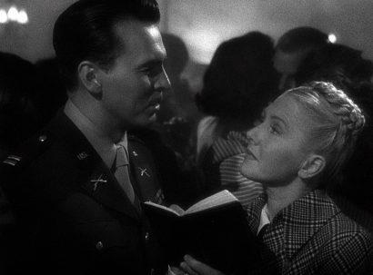 Szene aus 'Eine auswärtige Affäre(1948)'
