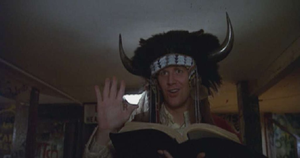 Szene aus 'Ich glaub', mich tritt ein Pferd(1978)', Copyright: Universal