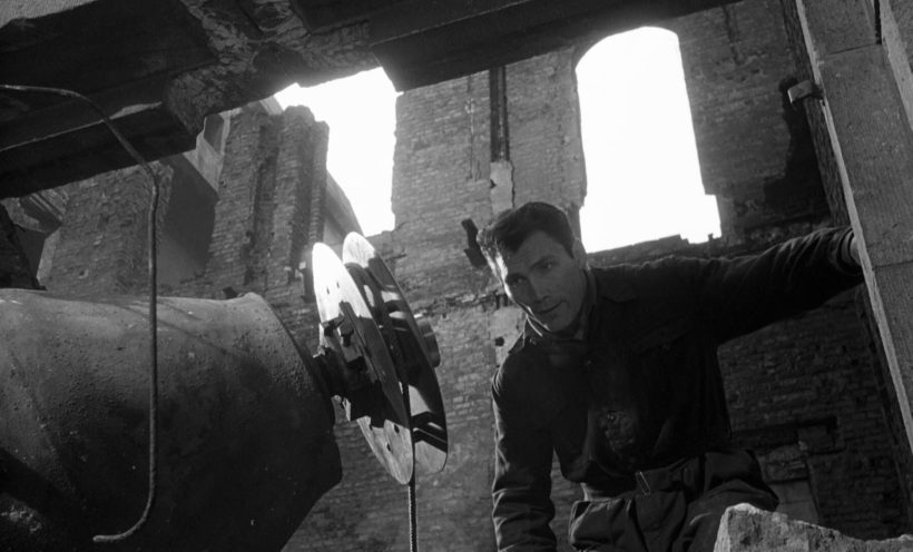 Szene aus 'Vor uns die Hölle(1959)', Copyright: Hammer Film Productions