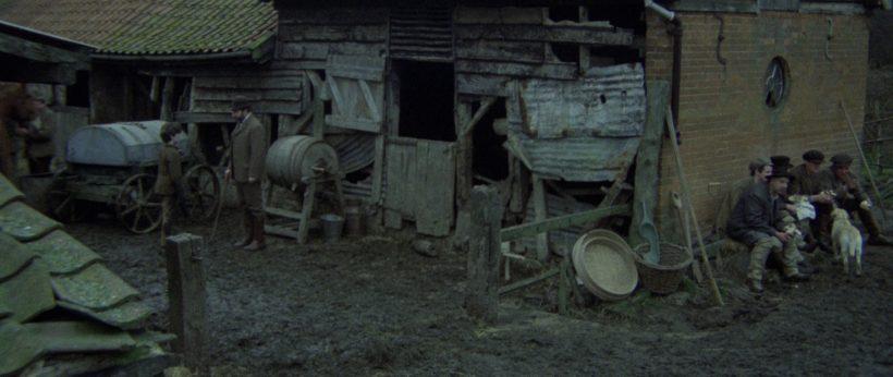 Szene aus 'Akenfield(1974)', Copyright: National Film Trustee Company