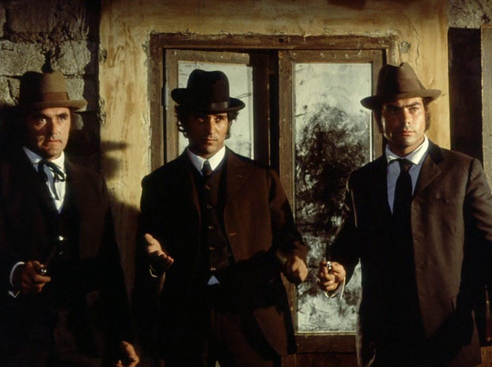 Szene aus 'The Valdez Horses(1973)', Copyright: Produzioni DeLaurentiis