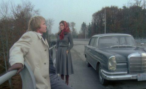 Szene aus 'Der Richter und sein Henker(1975)'